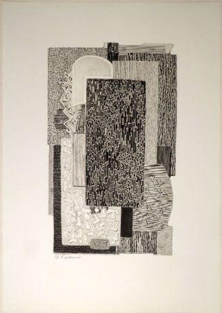 彫版 Vieillard - Untitled