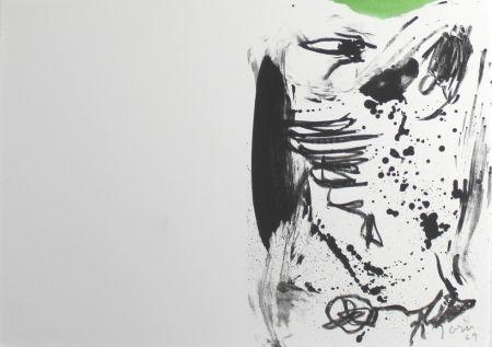 リトグラフ Jorn - Untitled