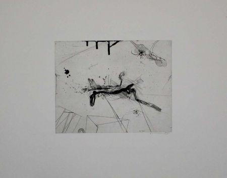 エッチングと アクチアント Sandig - Untitled