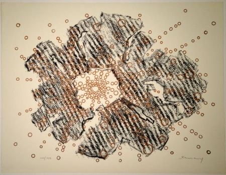 リトグラフ Kemeny - Untitled