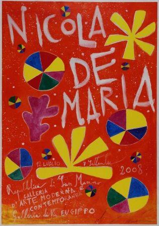 掲示 De Maria - Untitled