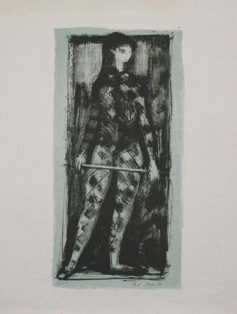 リトグラフ Moser - Untitled