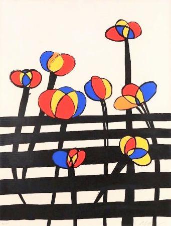 リトグラフ Calder - Untitled