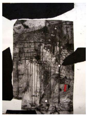 彫版 Clavé - Untitled