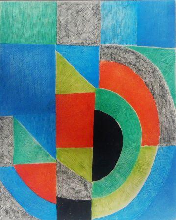 アクチアント Delaunay - Untitled