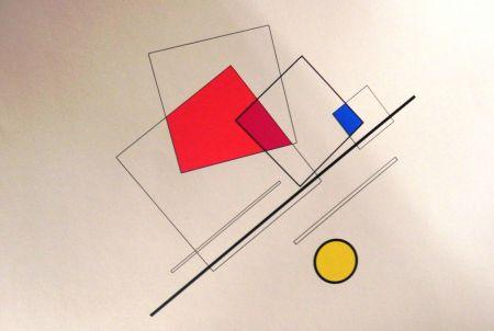 リトグラフ Veronesi - UNTITLED