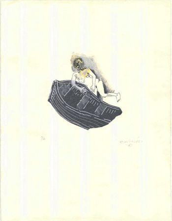 リトグラフ González - Untitled