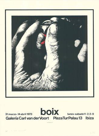 シルクスクリーン Boix Alvarez - Untitled