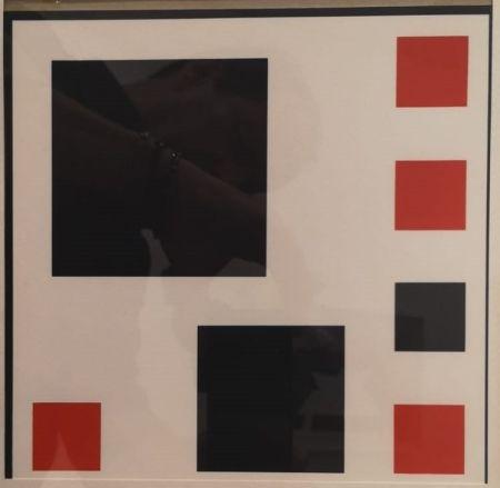 リトグラフ Reggiani - UNTITLED