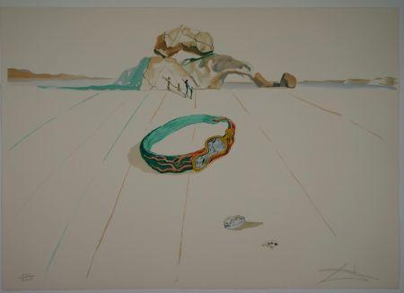 リトグラフ Dali - Untitled