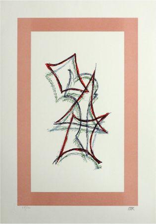 リトグラフ Ray - Untitled