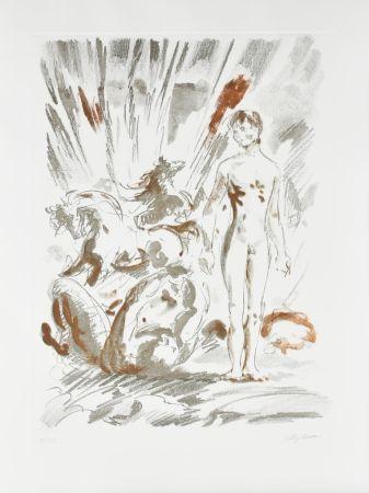 エッチングと アクチアント Sassu - Untitled