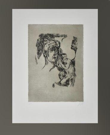 彫版 Chia - Untitled