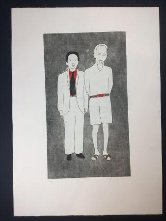 エッチングと アクチアント Angeli - Untitled