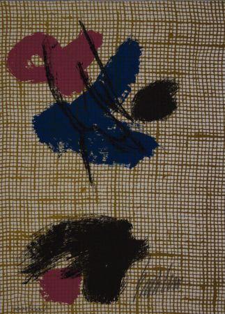 リトグラフ Emblema - Untitled
