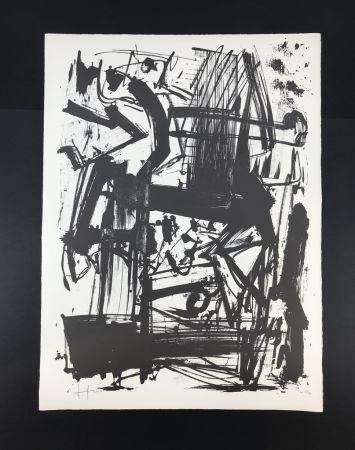 リトグラフ Vedova - Untitled