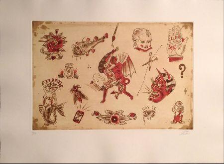 彫版 Lakra (Dr.) - Untitled, #10