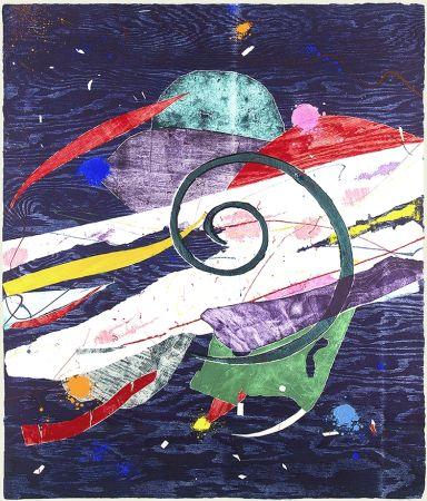 モノタイプ Francis - Untitled, 1983