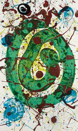 シルクスクリーン Francis - Untitled 1990