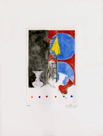 アクチアント Johns - Untitled (2012)