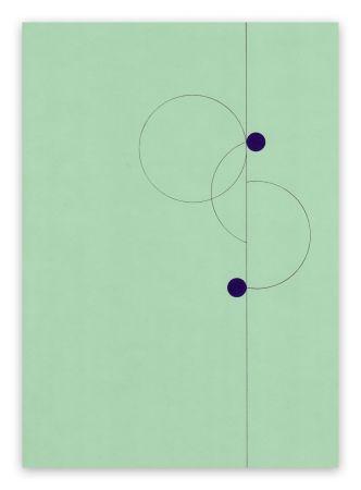 技術的なありません Caldicot - Untitled, 2014 (Id. 388)