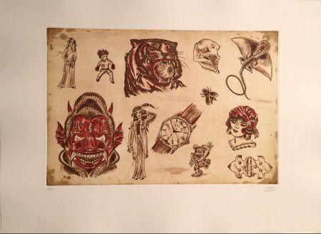 彫版 Lakra (Dr.) - Untitled, #6