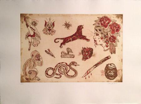 彫版 Lakra (Dr.) - Untitled, #7
