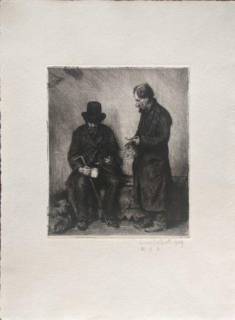 ポイントーセッシュ Haasbauer-Wallrath - Untitled (Armut)
