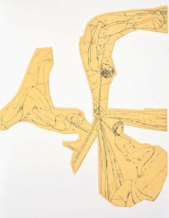 多数の Richter - Untitled B