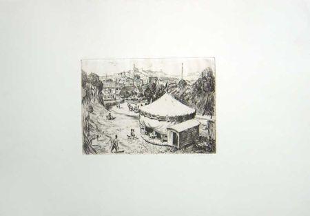 彫版 North  - Untitled (Carousel)
