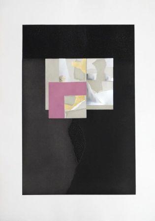 アクチアント Nevelson - Untitled from 'Aquatints' portfolio