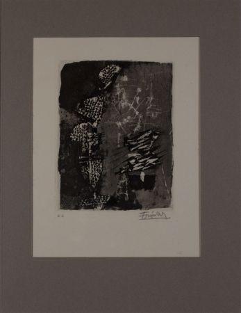 エッチング Friedlaender - Untitled from 'Avanguardia internazionale', vol. 4