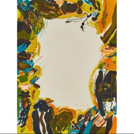 リトグラフ Jones - Untitled from Concerning Marriages series, Plate H