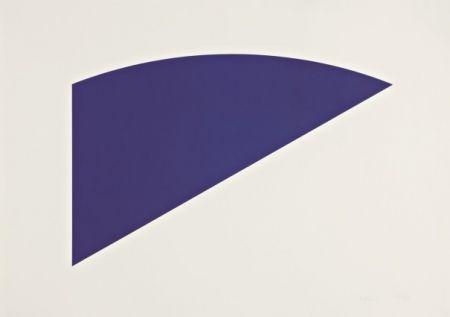 リトグラフ Kelly - Untitled, from Eight by Eight to Celebrate the Temporary Contemporary