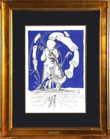 リトグラフ Dali - Untitled from Pantagruel's Comical Dreams