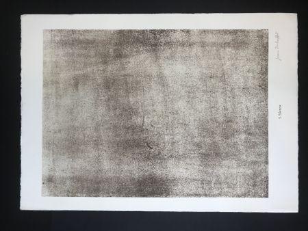 リトグラフ Dubuffet - Untitled from phénomenes portfolio