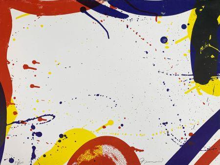 リトグラフ Francis - Untitled from Portfolio 9