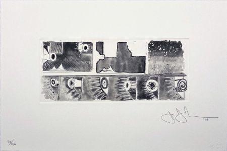 アクチアント Johns - Untitled from the Artist for Obama Portfolio