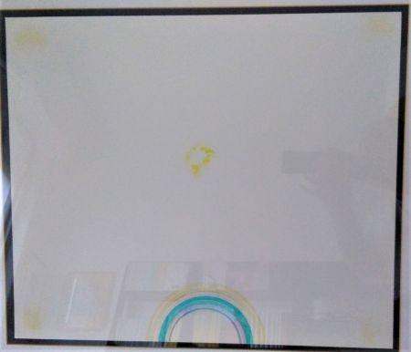 Relief Piene - Untitled, from Zero-Kassette