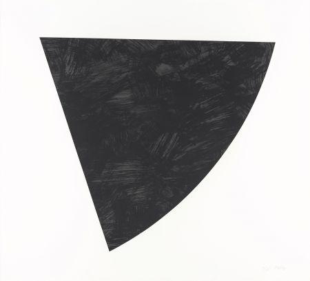 リトグラフ Kelly - Untitled (Gray)