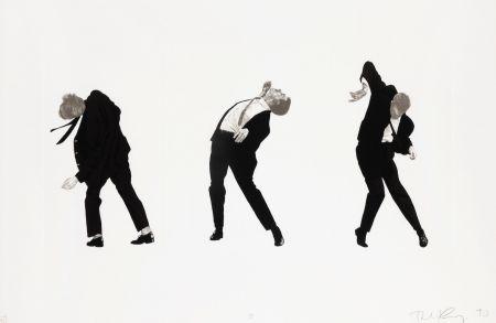 リトグラフ Longo - Untitled (I)