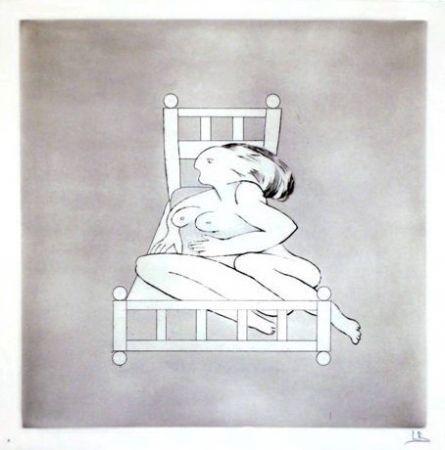 彫版 Bourgeois - Untitled II