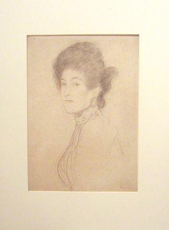 リトグラフ Klimt - Untitled I.I