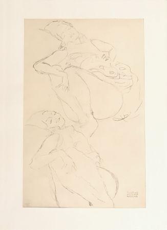 多数の Klimt - Untitled II.II