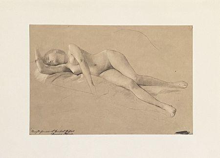 リトグラフ Klimt - Untitled II.XIII