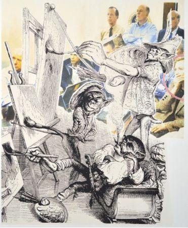 多数の Richter - Untitled L