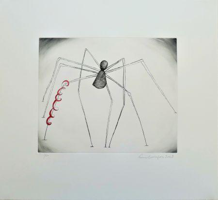 多数の Bourgeois - Untitled (Spider and Snake)