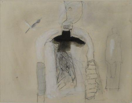 """モノタイプ Falk - Untitled (""""Stromboli"""")"""