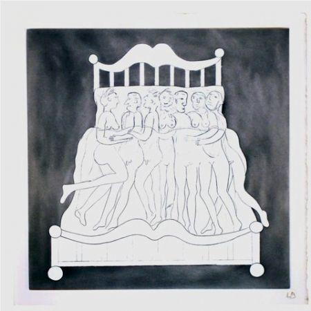 彫版 Bourgeois - Untitled V