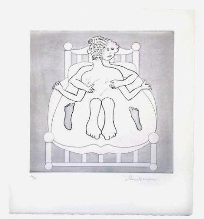 彫版 Bourgeois - Untitled VII